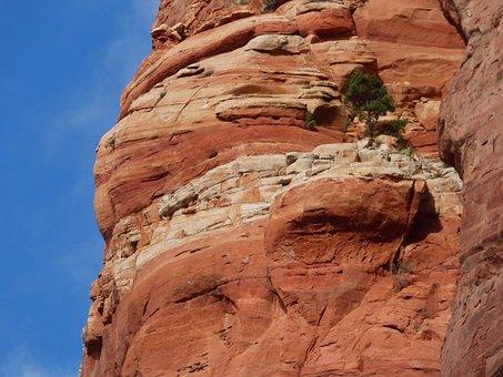 Sedona, Red Rocks, Art, Geography, Arizona