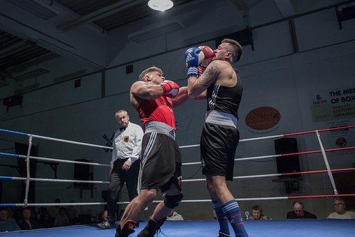 Sport, Box, Amateur Boxing, Shock