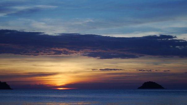 Sun, Sea, Travel, Beach, Sunlight, Blue, Sand, Outdoor