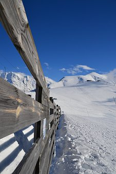 Ski, Alps, Snow, Winter, Mountain, Landscape, Panorama