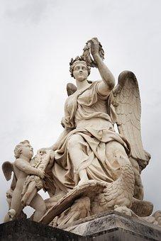 Sculpture, Heroic, Statue, Monument, Ancient