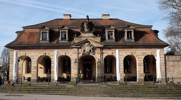 Fulda, Historic Center, Building, Architecture
