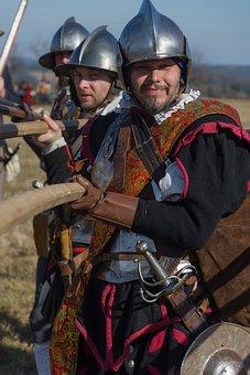 Pikanýr, Battle Of Jankau, Battle Re-enactment