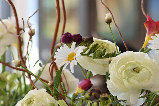 Flower, Blossom, Bloom, Strauss, Plant, Nature