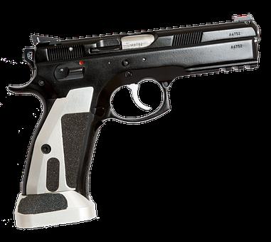 Gun, 9mm, Cz, Automatic, Firearm, Handgun, Pistol