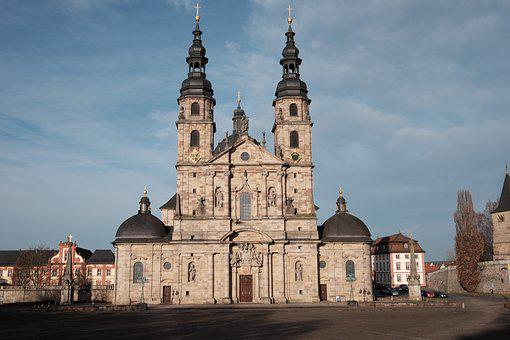Fulda, Dom, Church, Cathedral, Old Town, Hesse