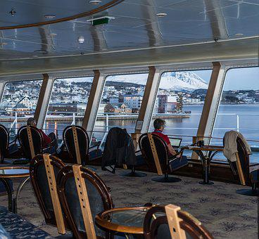 Norway, Cruise, Hurtigruten, Finnmarken, Scandinavia