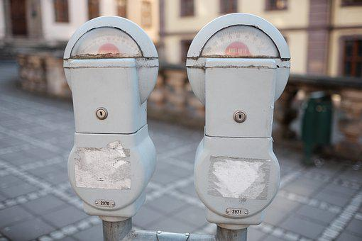 Parking Meter, Park Time, Park, Parking Tickets