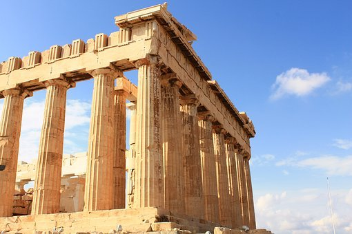 Parthenon, Acropolis, Athens, Greece, Ancient, Travel