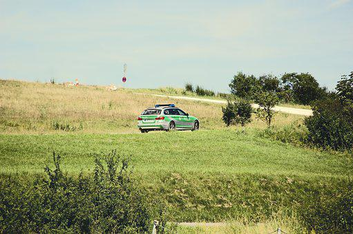 Police, Police Car, Patrol Car, Vehicle, Germany