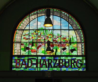 Railway Station, Bad Harzburg, Station Building