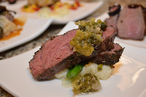 Food, Wagyu, Steak, Chef, Meal, Beef