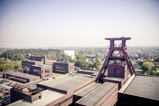 Bill, Zollverein, Eat, Coal Mine, World Heritage