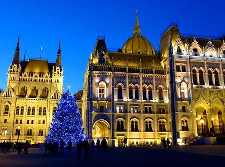 Budapest, Hungary, Parliament