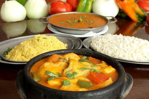 Stew, Food, Culinary, Brasileira, Fish, Pirão, Rice