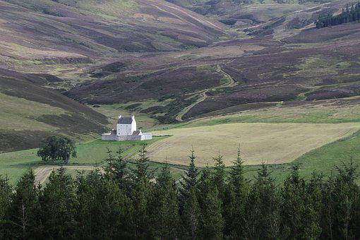 Corgarff Castle, Castle, Highlands And Islands