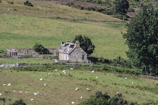 Highlands And Islands, Scotland, Home, Building