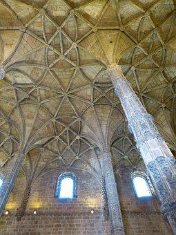 Mosteiro Dos Jerónimos, Jeronimo Monastery, Vault