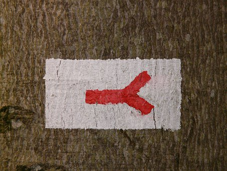 Signpost, Migratory Character, Waymarks, Mark