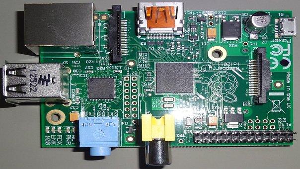 Embedded Computer, Raspeberry Pi, Miniature Computer