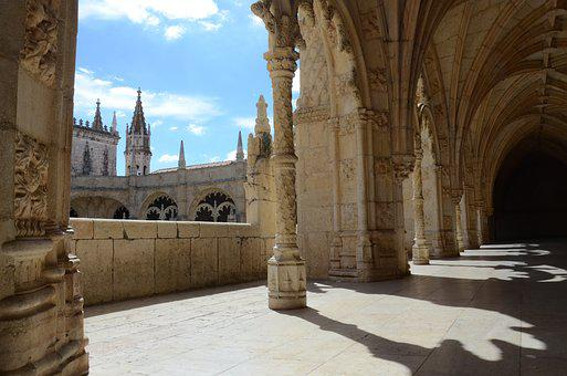 Monastery Of Jeronimos, Arcos