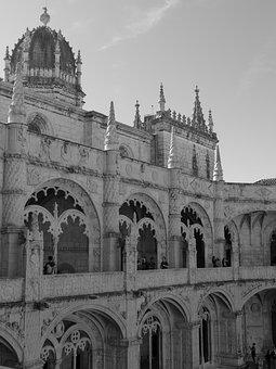 Mosteiro Dos Jerónimos, Jeronimo Monastery, Cloister