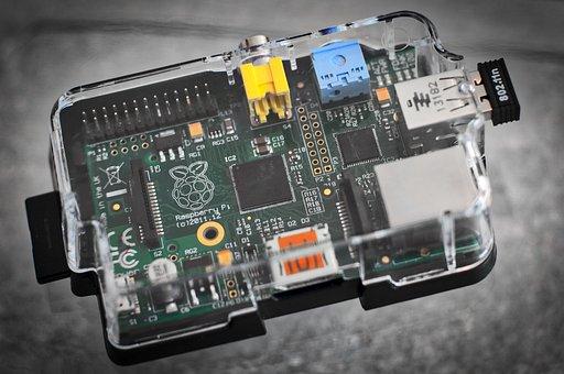 Raspberry Pi, Computer, Linux