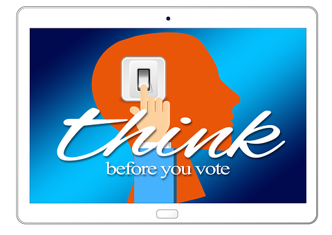 Think, Choice, Select, Presidential Elections