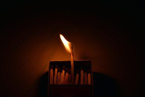 Flames, Unique, Think, Spiritual, Different