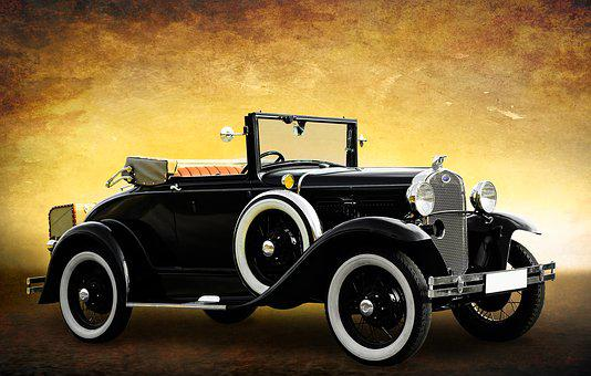 Motor Vehicle, Oldtimer, Auto, Automotive, Old Car