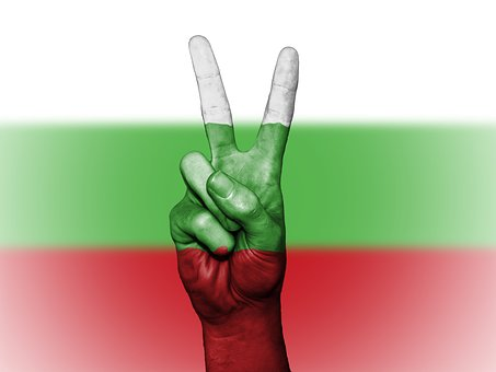 Bulgaria, Bulgarian, Flag, Peace, Background, Banner