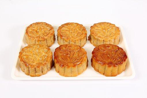 Bread, Moon Cake, Baking, Cooking, The Flour, Kitchen