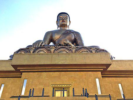 Big Buddha, Thimphu, Bhutan
