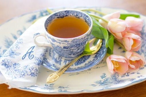 Tea Cup, Tea, Coffee Cup, Coffee, Vintage