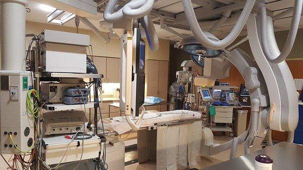 X-ray, Examination, Hospital, Examination Room