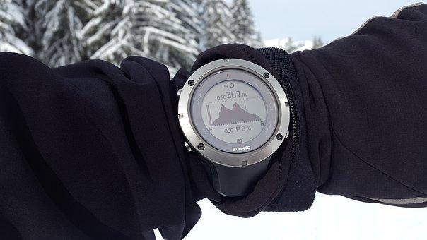 Gps, Navigation, Height, Elevation Profile, Measurement