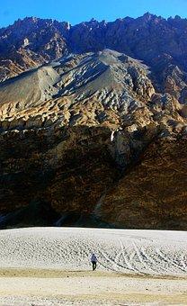 Leh, Ladhak, India, Himalayas, Himalayan, Mountains