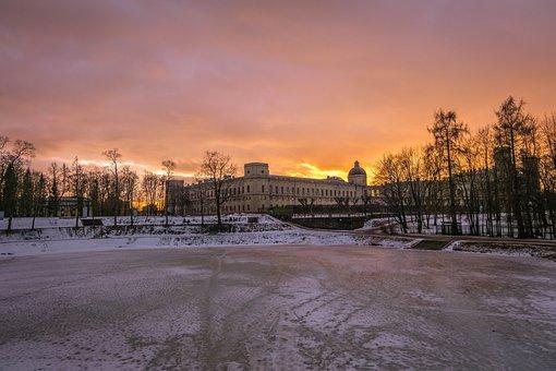 Gatchina, Beauty, Landscape, City, Amazing, Harmony