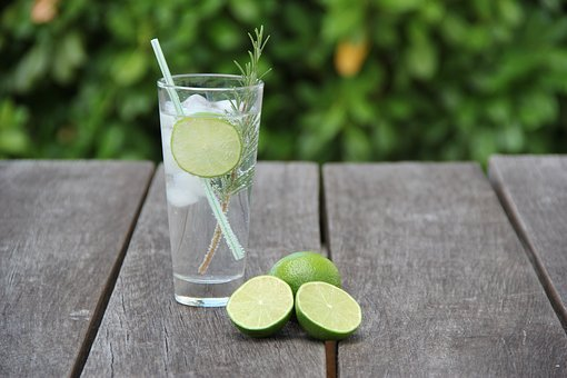 Gin, Tonic, Cocktail, Alcohol, Drink, Lime, Lemon