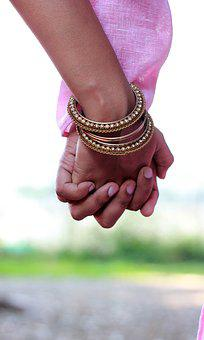 Holding Hands, Happinesss, Together, Love