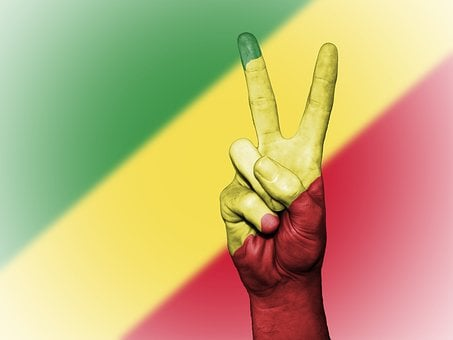 Congo, Flag, Country, Symbol, Nation, Republic