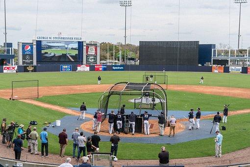 Baseball, New York Yankees, Spring Training