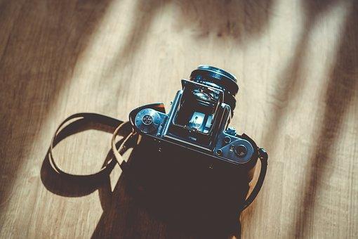 Camera, Old, Retro, Vintage, Photo, Photography, Film