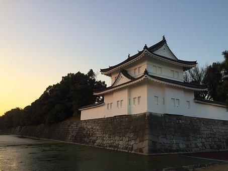 Japan City, Nijo Castle, Kyoto, Ping Cheng