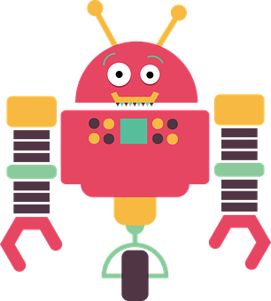 Robot, Robotics, Technology, Software, Illustration