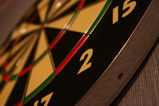 Darts, The Purpose Of The, Point, Dart, Sector, Game