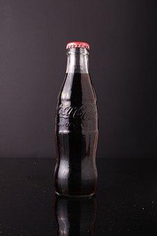 Coca Cola, Soda, Bottle