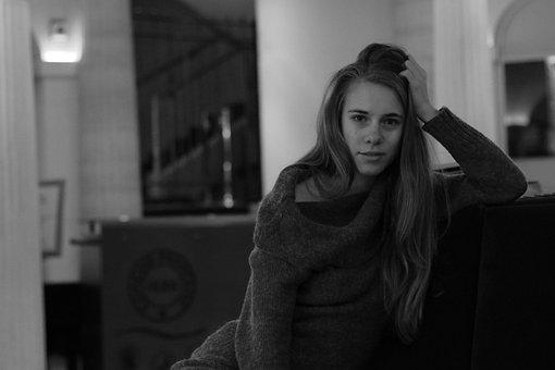 Woman, Model, Young Woman, Blond, Beautiful, Beauty
