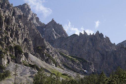 Side, Mountains, Alpine, Landscape, Mountain Landscape