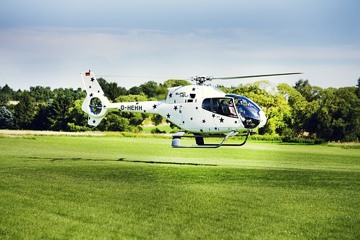Helicopter, Landing, Fly, Arrival, Aviation, Aircraft